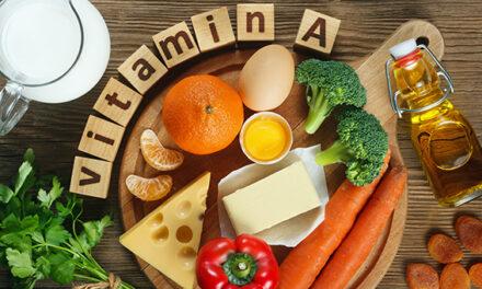 코로나시대, 비타민 D 못지않게 중요한 A