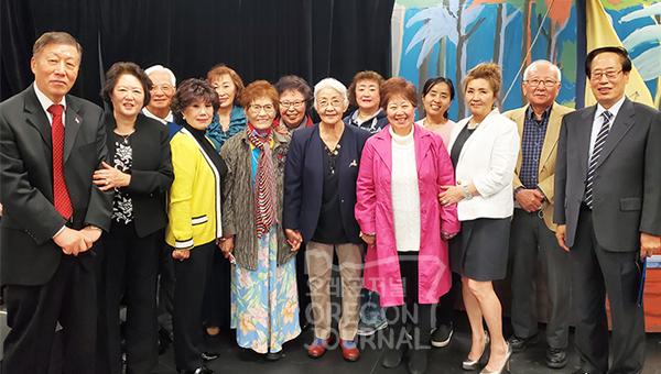 아시안문화협회 '글짓기 대회'시상식 개최